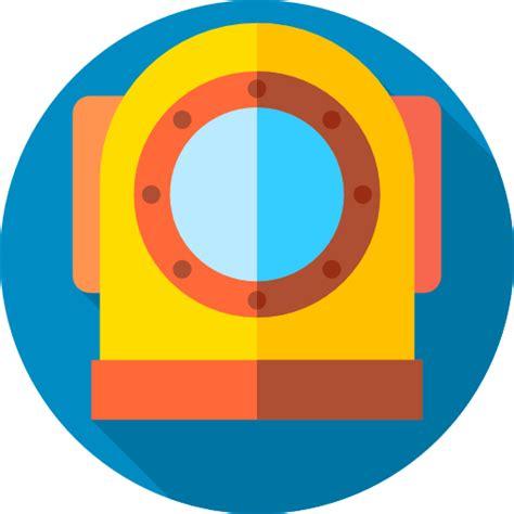 dive gratis diving helmet iconos gratis de deportes