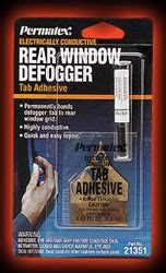 Permatex Electrically Conductive Rear Window Defogger Tab