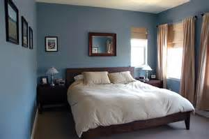 3 easy ways to create a relaxing bedroom on a budget my fantasy home blue accent wall