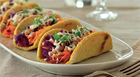 cucina vegetariana veloce ricetta tacos vegetariani la ricetta di federica gif per