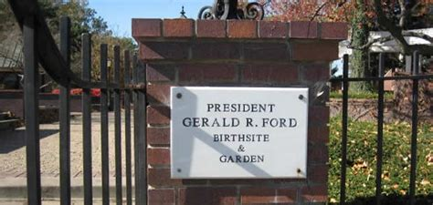 Gerald R Ford Birthsite And Gardens by Ford Birthsite And Gardens Omaha Homes For Sale