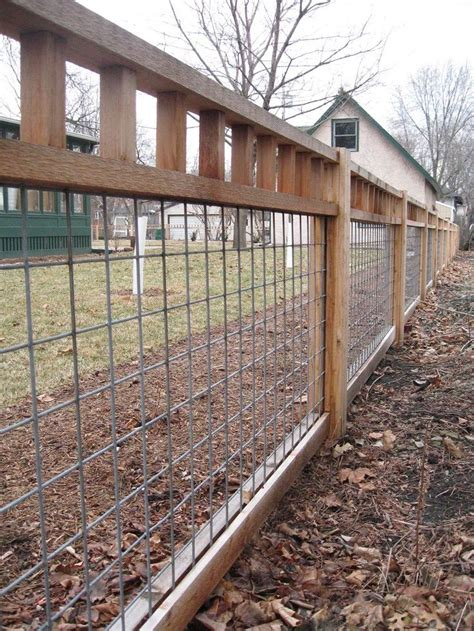Cheap Garden Fencing Ideas Cheap Garden Fence Idea The Metal Mesh Is Cattle Panel Strong Enough To Last And To Pull