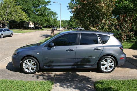 2007 mazda 3 hatchback specs 2007 mazda mazda 3 hatchback pictures information and