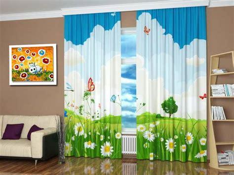 kids bedroom curtain ideas custom photo curtains adding digital prints to kids room