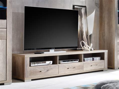 tv schrank mit türen tv schrank fernsehschrank lowboard 192cm wildeiche 192cm