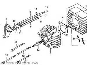 honda nu50 express 1983 d usa parts list partsmanual partsfiche