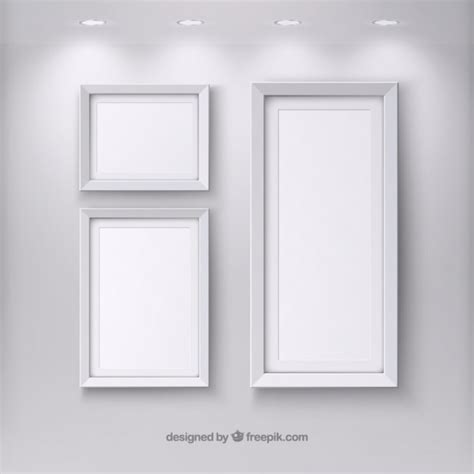 picture frame templates for photoshop realistic frames template vector free