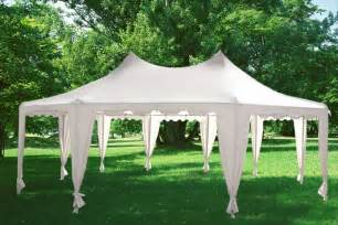 Party Gazebo 22 x 16 heavy duty party tent gazebo 4 colors