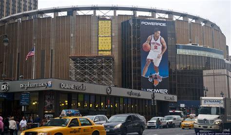 Square Garden New York Ny by New York Knicks Square Garden Voyage New York