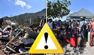 bali earthquake   safe  travel   gili islands