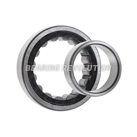 Bearing Nf 209 Abc n 210 e c3 n series cylindrical roller bearing with a 50mm bore steel cage premium range