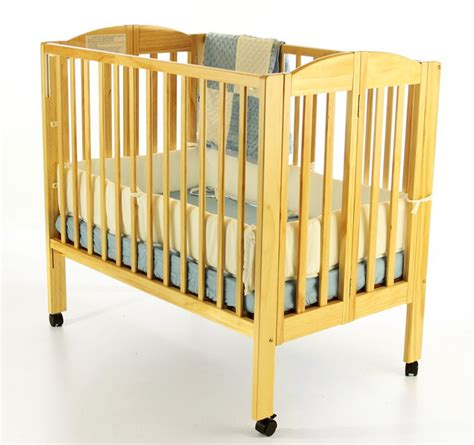 Crib Playpen by On Me All In One Portable Folding Crib Playpen And