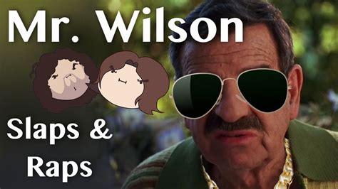 mr wilson dennis the menace game sddefault jpg mr wilson slaps and raps game grumps edit youtube