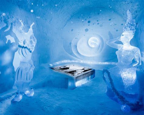 designboom icehotel ice hotel architecture and design news