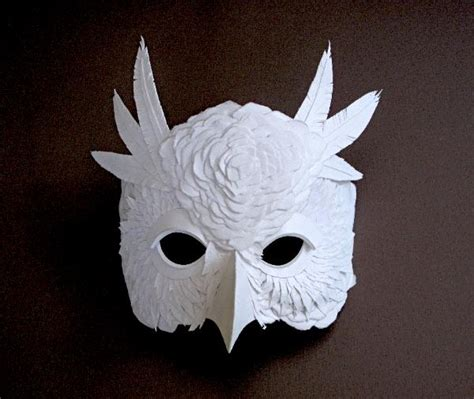 Paper Mask For - cool animals pictures beautiful cut paper animal masks by