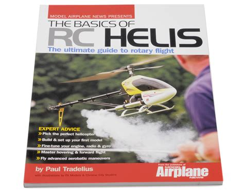 rc helicopters the pilot s essentials books the basics of r c helis by air age publishing aap2034
