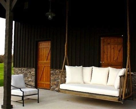 porch swing days swing beds the owner builder network