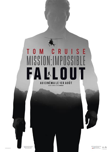 mission impossible fallout en french dvd mission impossible 6 fallout 2018 bande annonce