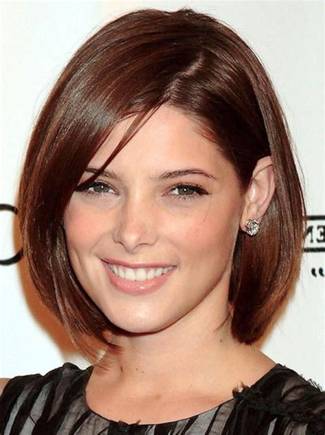 just below chin length hairstyles chin length bob fine hair www pixshark com images