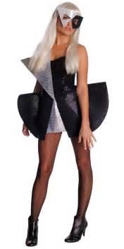 Costumes gt pop amp rock fancy dress gt lady gaga black sequin costume