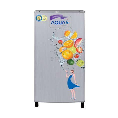 Freezer Sanyo Aqua Series harga sanyo kulkas 1pintu sr187 new aqua series 153liter