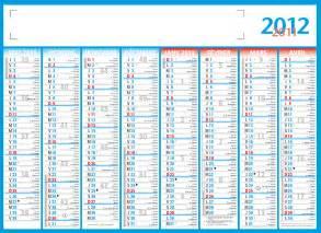 Calendrier Scolaire 2012 Calendrier Bancaire Publicitaire Scolaire 2012