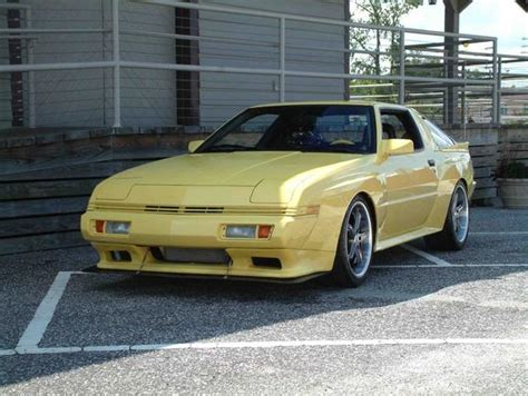 chrysler conquest yellow atclen 1988 chrysler conquest specs photos modification