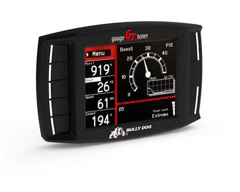 bully gt diesel 40420 bully gt diesel vehicle tuner and multi monitor