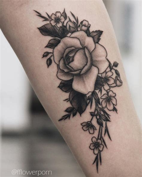 flower tattoos tattoo collections