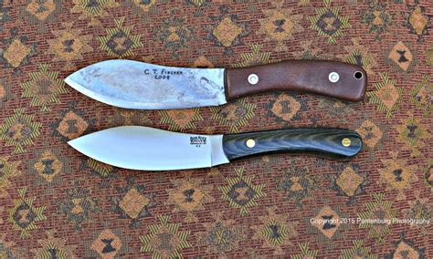 Camp Kitchen Designs Best Survival Knife New Materials Old Designs Combine In