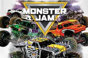 monster jam bb amp t center
