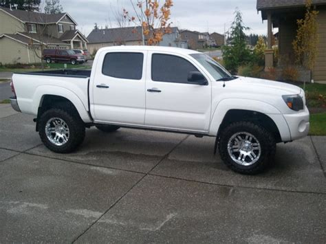 2010 Toyota Tacoma 3 Inch Lift Anybody Running 33 12 5 On A 3 Inch Lift Tacoma World