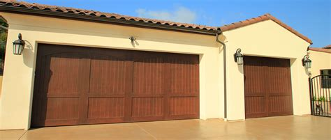 Garage Door Unlimited Stain Grade Custom Wood Garage Doors Garage Doors Unlimited