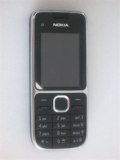nokia 2 megapixel phones nokia c2 01