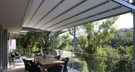 Retractable Awning Systems Retractable Roof System At Wahroonga Ozsun Shade Systems