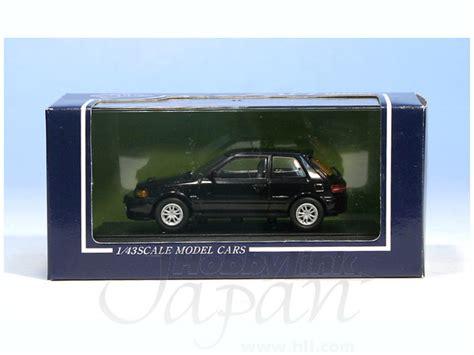 Sapi Model Mazda Familia 1 43 mazda familia 1992 gt r black e bg8z by sapi models