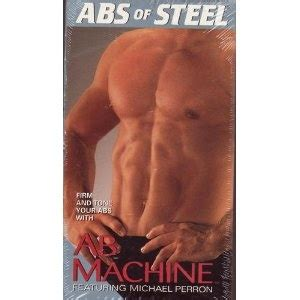 abs  steel ab machine featuring michael perron abs workout machines pinterest abs steel