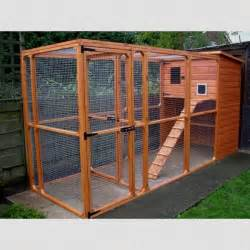 find outdoor cat enclosures