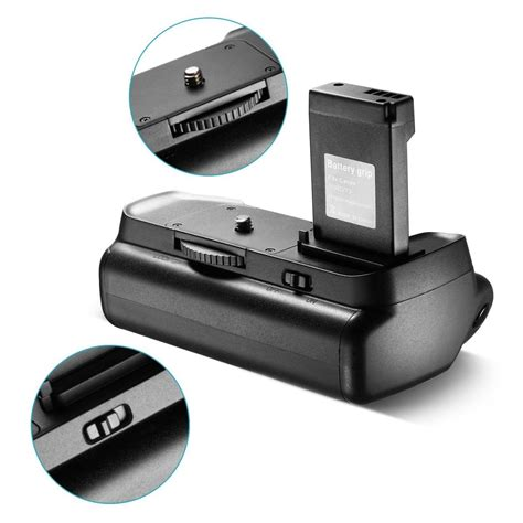 Grip Kamera Canon 1100d battery grip 1100dh para canon eos rebel t3 1100d