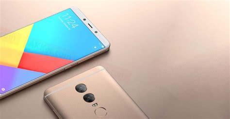 Handphone Xiaomi Redmi Note 5 el xiaomi redmi note 5 hizo su aparici 243 n en la p 225 de oppomart por un precio de 199