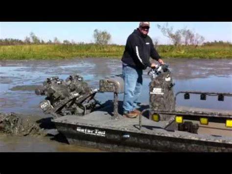 gator tail bowfishing boat gatortail youtube