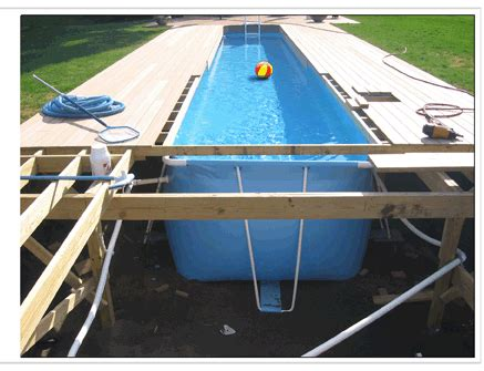lap pool cost deck with lap pool cost to build google search