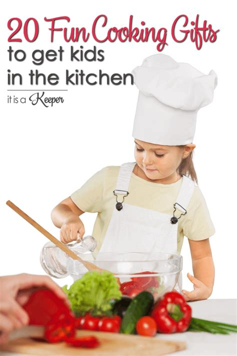 cooking gifts fun cooking gift ideas for kids it is a keeper