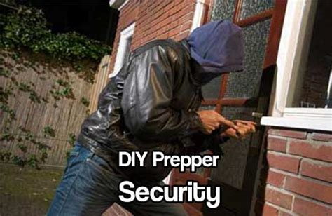 diy prepper security shtf prepping homesteading central