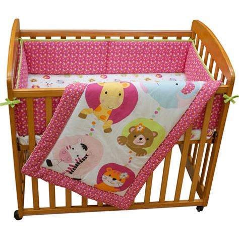 mini crib bedding sets bedtime originals mini crib bedding set walmart