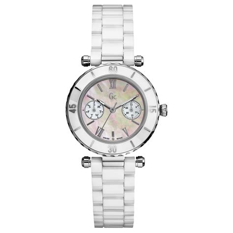 Guess Collection Ceramic guess gc diver chic ceramic i35003l1 womens