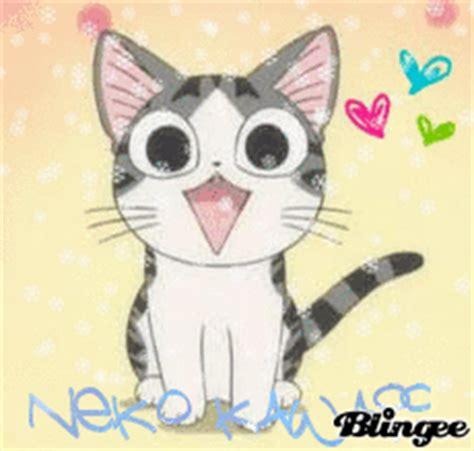 imagenes de gatitos kawaii anime neko kawaii fotograf 237 a 127512840 blingee com