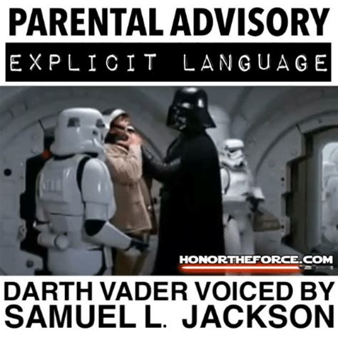 Explicit Memes - funny darth vader memes of 2017 on sizzle force is strong