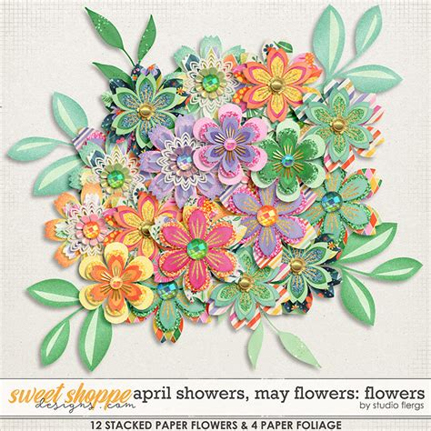 Sweet April Showers Do May Flowers by April Showers May Flowers Flowers By Studio Flergs
