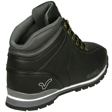 voi mens boots mens voi mens alonso clip hiker boots in various